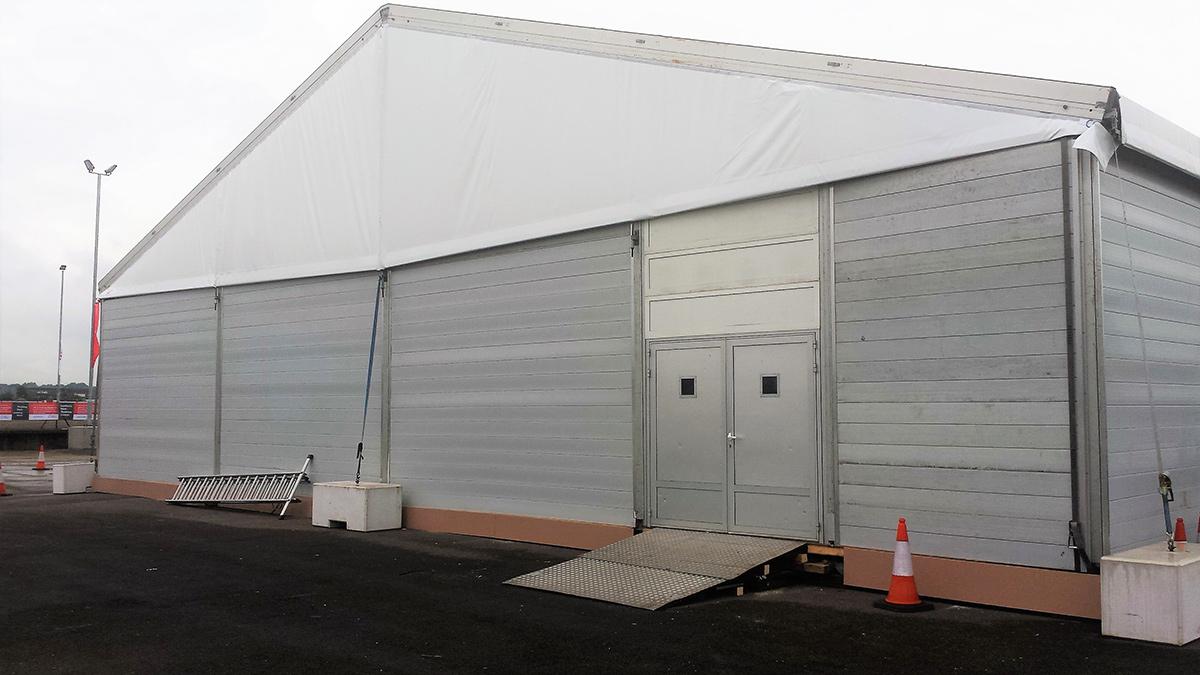 Warehouse - Royal Albert Dock - London E16